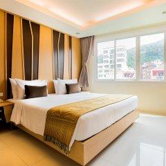 The Allano Phuket Hotel комната для гостей фото 2