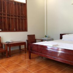 Отель Vien Duong Guest House балкон