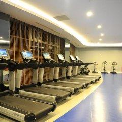 Отель Green Nature Diamond фитнесс-зал фото 3