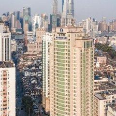 Отель New Harbour Service Apartments Китай, Шанхай - 3 отзыва об отеле, цены и фото номеров - забронировать отель New Harbour Service Apartments онлайн городской автобус