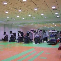 Отель Deloix Aqua Center Испания, Бенидорм - отзывы, цены и фото номеров - забронировать отель Deloix Aqua Center онлайн фитнесс-зал фото 4