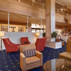 Отель Best Western Capital Beltway Ленхем интерьер отеля