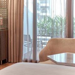 Отель Parkroyal On Beach Road Сингапур балкон