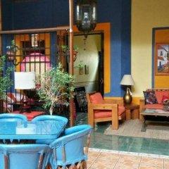 Отель Casa Vilasanta Мексика, Гвадалахара - отзывы, цены и фото номеров - забронировать отель Casa Vilasanta онлайн интерьер отеля