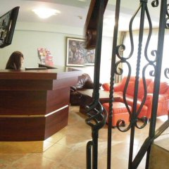 Hotel Zenith интерьер отеля фото 2
