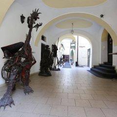Hotel King George Прага интерьер отеля фото 2