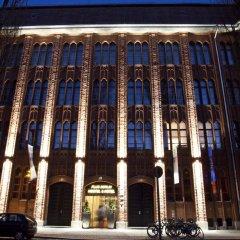 Отель Plus Berlin вид на фасад фото 2