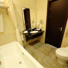 Отель Jannat Regency Бишкек ванная фото 2