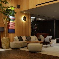 Отель THE KNOT TOKYO Shinjuku интерьер отеля фото 3