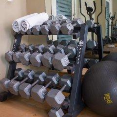 Отель Villa Angelia Boutique Лагос фитнесс-зал
