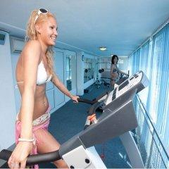 Отель Pliska фитнесс-зал фото 2