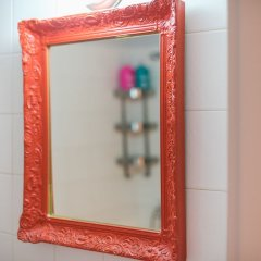 Отель Cozy Athenian Apartment Греция, Афины - отзывы, цены и фото номеров - забронировать отель Cozy Athenian Apartment онлайн ванная фото 2