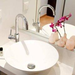 Отель Paragon Apartments Германия, Франкфурт-на-Майне - отзывы, цены и фото номеров - забронировать отель Paragon Apartments онлайн ванная
