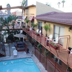 Отель Hollywood Downtowner Inn США, Лос-Анджелес - отзывы, цены и фото номеров - забронировать отель Hollywood Downtowner Inn онлайн с домашними животными