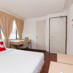 Отель ZEN Rooms Jalan Raja Laut Chowkit Малайзия, Куала-Лумпур - отзывы, цены и фото номеров - забронировать отель ZEN Rooms Jalan Raja Laut Chowkit онлайн комната для гостей фото 5