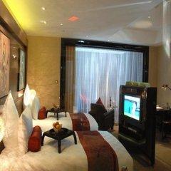 Отель Pudi Boutique Hotel Fuxing Park Shanghai Китай, Шанхай - отзывы, цены и фото номеров - забронировать отель Pudi Boutique Hotel Fuxing Park Shanghai онлайн интерьер отеля фото 3