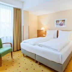 Отель Austria Trend Hotel Zoo Wien Австрия, Вена - 4 отзыва об отеле, цены и фото номеров - забронировать отель Austria Trend Hotel Zoo Wien онлайн комната для гостей фото 3