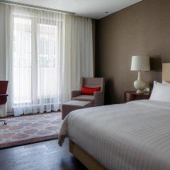Гостиница Сочи Марриотт Красная Поляна комната для гостей фото 10