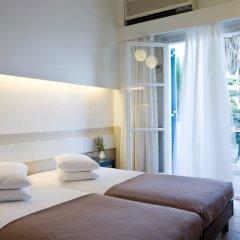 Kamari Beach Hotel комната для гостей фото 4