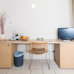 Hotel Antinea Suites & SPA удобства в номере