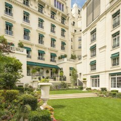 Shangri-La Hotel Paris Париж фото 8