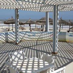 Отель Baya Beach Aqua Park Resort & Thalasso Тунис, Мидун - отзывы, цены и фото номеров - забронировать отель Baya Beach Aqua Park Resort & Thalasso онлайн балкон