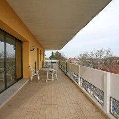 Hotel Ariston балкон