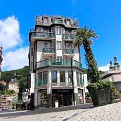 Отель Atlantic Palace Чехия, Карловы Вары - 1 отзыв об отеле, цены и фото номеров - забронировать отель Atlantic Palace онлайн пляж
