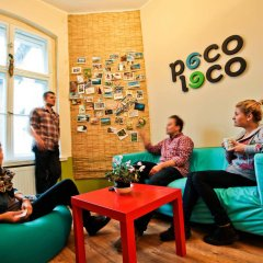 Poco Loco Hostel Познань спа фото 2