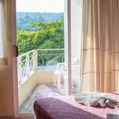 Отель Zihua Express Сиуатанехо балкон