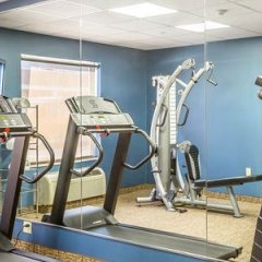 Отель Comfort Inn фитнесс-зал фото 2