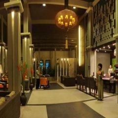 Отель Ananta Burin Resort Таиланд, Ао Нанг - 1 отзыв об отеле, цены и фото номеров - забронировать отель Ananta Burin Resort онлайн интерьер отеля фото 2