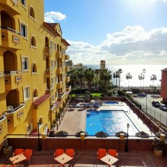 Vistamar Hotel Apartamentos бассейн