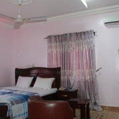 Отель Emrosy Hotels Нигерия, Уйо - отзывы, цены и фото номеров - забронировать отель Emrosy Hotels онлайн комната для гостей фото 5