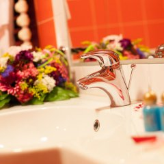 Отель Victoria Terme Тиволи ванная