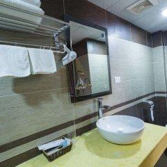 Отель Royal Sapa Hotel Вьетнам, Шапа - отзывы, цены и фото номеров - забронировать отель Royal Sapa Hotel онлайн ванная фото 2