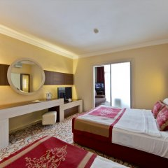 Отель Beach Club Doganay - All Inclusive комната для гостей фото 2