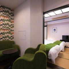 Отель Yunosato Hayama Япония, Беппу - отзывы, цены и фото номеров - забронировать отель Yunosato Hayama онлайн комната для гостей фото 3