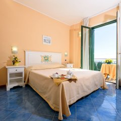 Отель Doria Amalfi Италия, Амальфи - отзывы, цены и фото номеров - забронировать отель Doria Amalfi онлайн комната для гостей фото 4