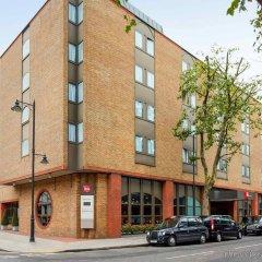 Отель ibis London Euston Station - St Pancras International парковка
