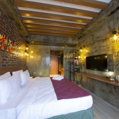 Отель Meydan Besiktas Otel комната для гостей фото 4