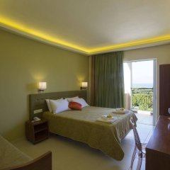 Отель Mareblue Beach Корфу комната для гостей фото 3