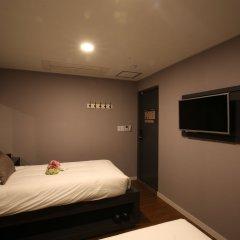 Отель Philstay Myeongdong Южная Корея, Сеул - отзывы, цены и фото номеров - забронировать отель Philstay Myeongdong онлайн комната для гостей