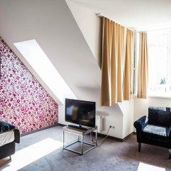 Отель Arthotel Ana Boutique Six Вена комната для гостей фото 2