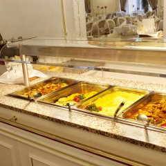 Отель Danubius Health Spa Resort Hvězda-Imperial-Neapol питание
