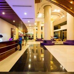 Отель Park Diamond Hotel Вьетнам, Фантхьет - отзывы, цены и фото номеров - забронировать отель Park Diamond Hotel онлайн интерьер отеля