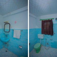 Отель OYO 198 Hotel Lake Diamond Непал, Покхара - отзывы, цены и фото номеров - забронировать отель OYO 198 Hotel Lake Diamond онлайн ванная