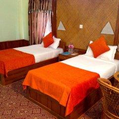 Отель Himalayan Deurali Resort Непал, Лехнат - отзывы, цены и фото номеров - забронировать отель Himalayan Deurali Resort онлайн комната для гостей фото 5