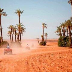 Отель Riad Koutoubia Royal Marrakech Марокко, Марракеш - отзывы, цены и фото номеров - забронировать отель Riad Koutoubia Royal Marrakech онлайн спортивное сооружение