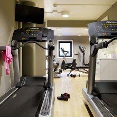 Отель Scandic Stavanger Park Ставангер фитнесс-зал